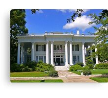 Shorter Mansion Canvas Print