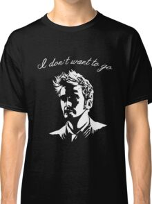 Doctor Who - Tenth Doctor Regeneration Classic T-Shirt