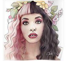 Melanie Martinez Fan Art Poster