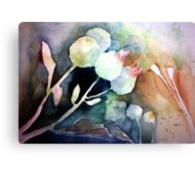 dried flowers Metal Print