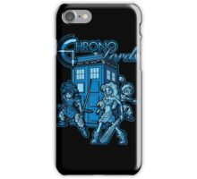 Doctor Who - Chronolords iPhone Case/Skin
