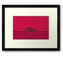 Honda Accord Framed Print