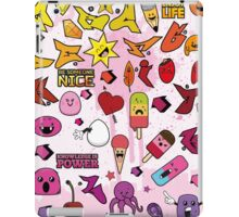 Children Cute Monster iPad Case/Skin