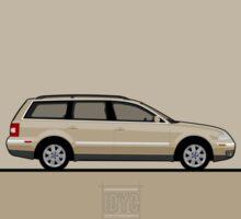 VW Passat Sticker