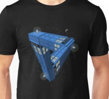 Doctor Who - Impossible Call Box Unisex T-Shirt