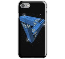 Doctor Who - Impossible Call Box iPhone Case/Skin