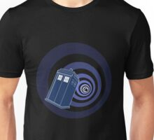 Doctor Who - Tardis Vortex Unisex T-Shirt