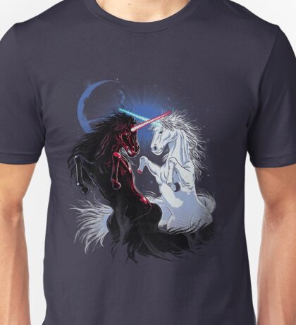 Unicorn Wars Unisex T-Shirt