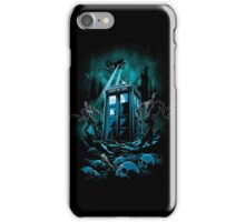 Doctor Who - The Doctor's Judgement iPhone Case/Skin