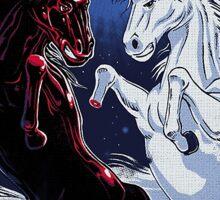 Unicorn Wars Sticker