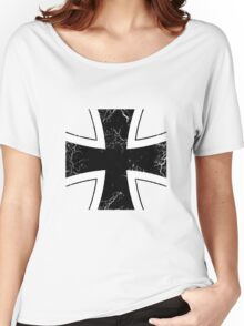 Military Roundels - German Airforce Women's Relaxed Fit T-Shirt