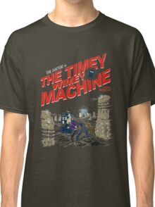 Doctor Who - The Timey Wimey Machine Classic T-Shirt