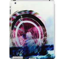 lights at the carnival iPad Case/Skin