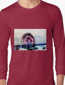 lights at the carnival Long Sleeve T-Shirt