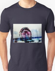 lights at the carnival Unisex T-Shirt