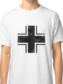 Military Roundels - German WWII Balkenkreuz Classic T-Shirt