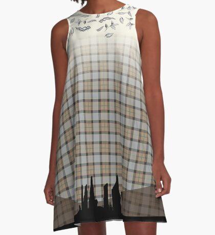 Outlander Craigh Na Dun A-Line Dress