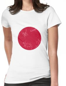 Military Roundels - Japanese Womens Fitted T-Shirt