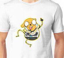 Jake the Yellow Paladin Unisex T-Shirt