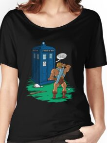 Doctor Who - Doctor What T-shirts Women's Relaxed Fit T-Shirt