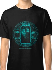 Doctor Who - Everywhere And Anywhere T-shirts Classic T-Shirt