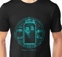 Doctor Who - Everywhere And Anywhere T-shirts Unisex T-Shirt