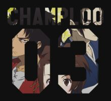 CHAMPLOO 00 ANIME DETAILS by dopeboii