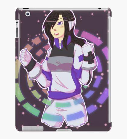 Super Ten Girl iPad Case/Skin