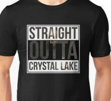Straight Outta Crystal Lake Unisex T-Shirt