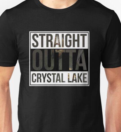 Straight Outta Crystal Lake Unisex T-Shirt