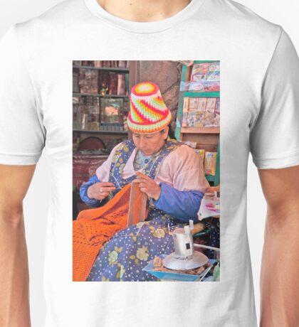 Knit Art Unisex T-Shirt