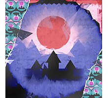 moon king Photographic Print