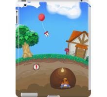 Animal Crossing Panorama  iPad Case/Skin