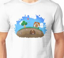 Animal Crossing Panorama  Unisex T-Shirt