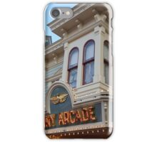 Penny Arcade Sign iPhone Case/Skin