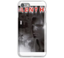 Silent Hill Cover iPhone Case/Skin