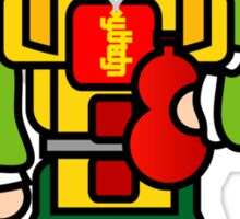 AFR Superheroes #01 - Drunken Master Sticker