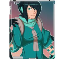Limited Retro Chick II iPad Case/Skin