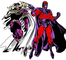 Exodus and Magneto by istarithegreen