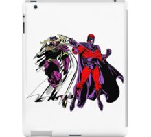 Exodus and Magneto iPad Case/Skin