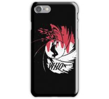 Doctor Who - From Gallifrey With Love T-shirts iPhone Case/Skin