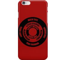 McCall Pack iPhone Case/Skin