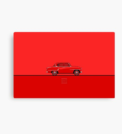 Toyota Crown Canvas Print