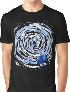Doctor Who - Vortex Tardis T-shirts Graphic T-Shirt
