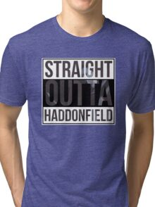 Straight Outta Haddonfield Tri-blend T-Shirt