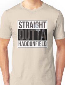 Straight Outta Haddonfield Unisex T-Shirt