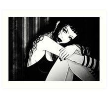 50/50_3 Art Print