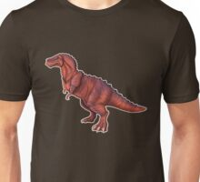 T-Rex Pattern Unisex T-Shirt