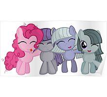 Pinkie Pie family Poster
