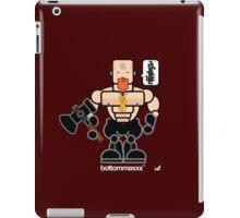AFR Superheroes #02 - Bottommaxxx iPad Case/Skin